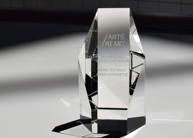 Laya and Jerome B. Wiesner Student Art Awards